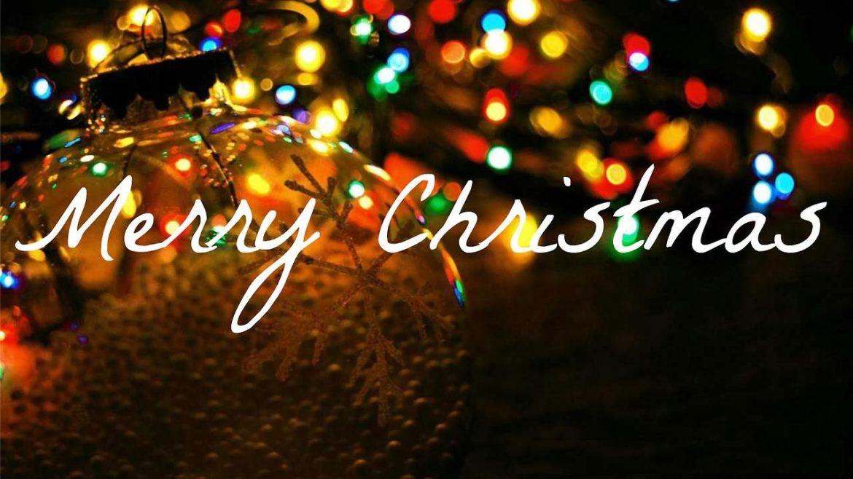 Auguri Buon Natale Buone Feste!