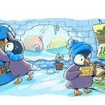 Buone Feste! Ecco il doodle di Google: un'allegra famiglia di pinguini ci terrà compagnia a Natale