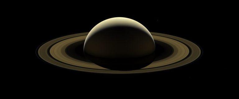 Mosaico di Saturno, missione Cassini