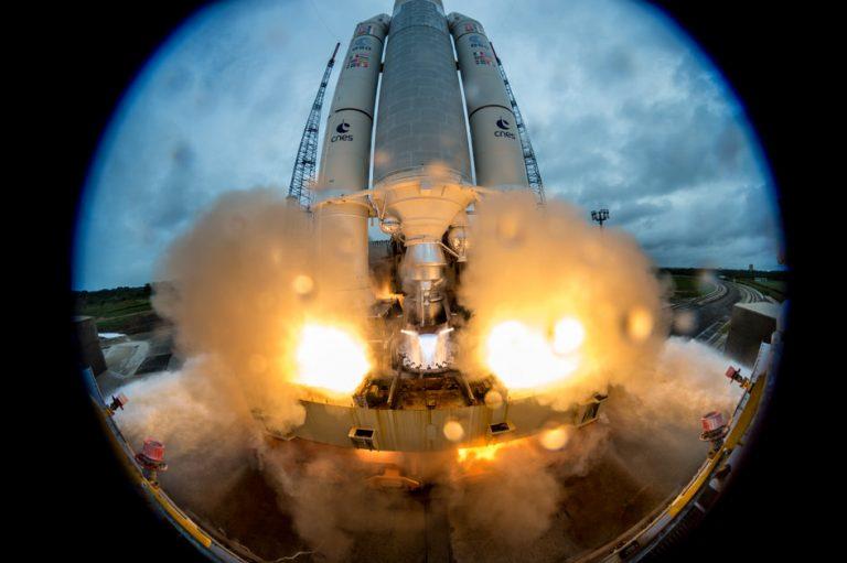 Missione Galileo. Credit: Stephane CORVAJA