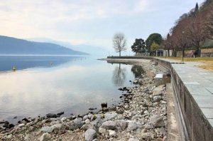 Lago Maggiore Siccità