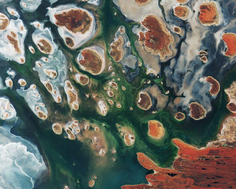 Lago MacKay, Australia