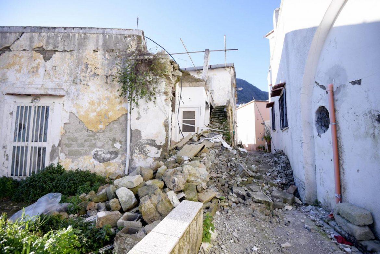 Natale Ischia terremoto