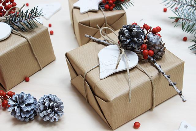 Eccezionale Pacchetti regalo fai da te: tante idee originali e creative  BQ14