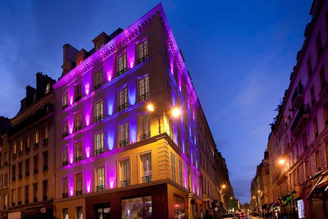 Viaggi turismo alberghi di parigi ecco gli hotel pi for Design hotel parigi