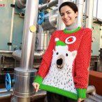 Torna la Christmas Jumper mania: 180.000 persone hanno già indossato il maglione natalizio simbolo dell'iniziativa di Save the Children [GALLERY]
