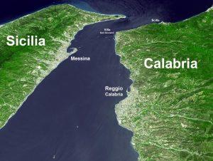 Allerta Meteo Messina e Reggio Calabria: forti piogge, tempo
