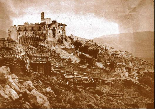 Terremoto Basilicata 1857