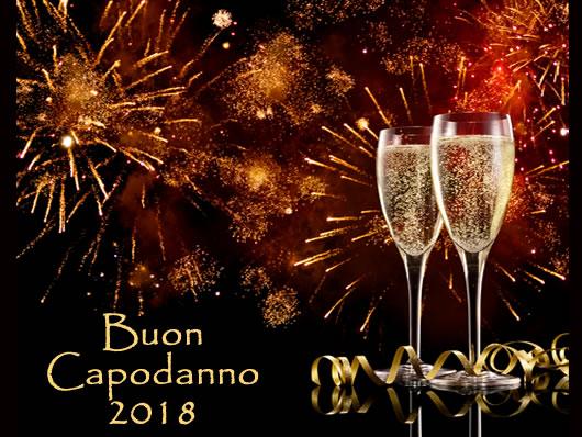 Felice anno nuovo! auguri Buon Anno Nuovo Felice 2018