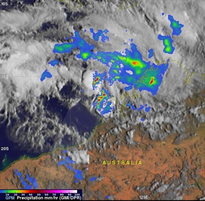 ciclone tropicale hilda