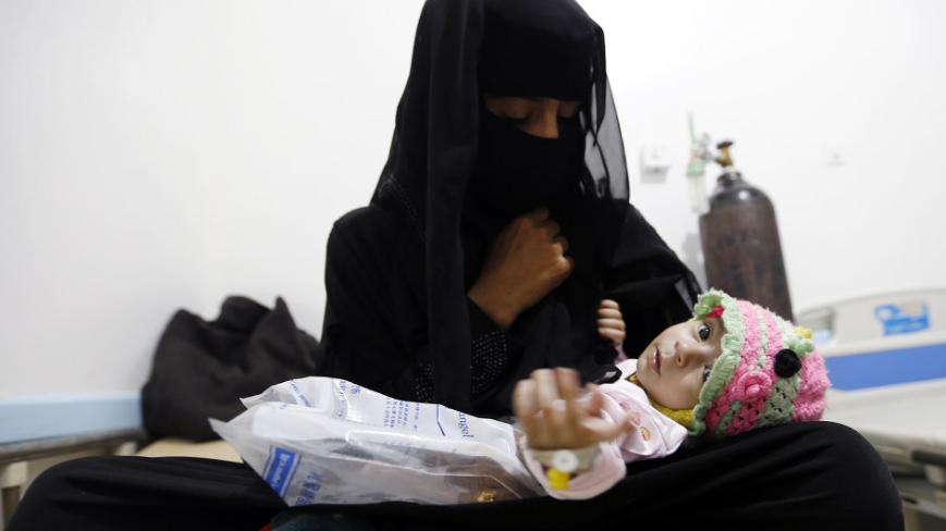 colera Yemen