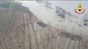 Maltempo in Emilia, la giunta a Parma: stanziati 2 milioni per le urgenze
