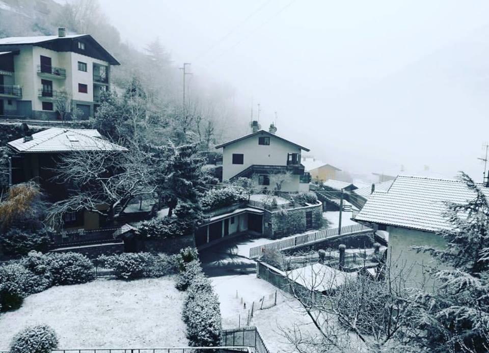 neve valle aosta