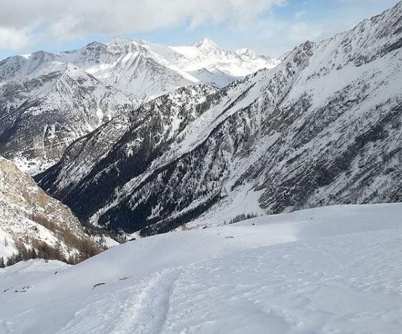 Neve valle d'aosta 1
