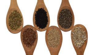 semi vegetali proprietà