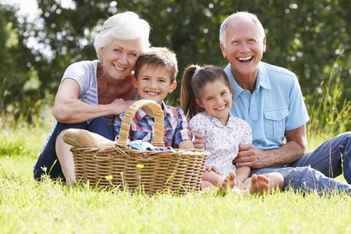 rapporto nonni-nipoti
