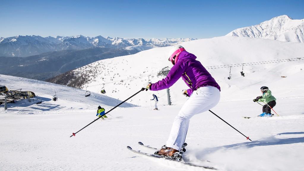 sciare Dolomiti