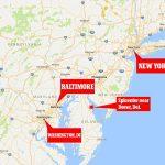 """Forte terremoto negli USA, paura da New York a Washington. Gli esperti: """"un evento eccezionalmente raro"""" [MAPPE e DATI]"""