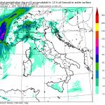 Allerta Meteo, Venerdì 26 Gennaio di maltempo invernale al Nord/Ovest: neve a bassa quota. Ancora sole e caldo al Centro/Sud
