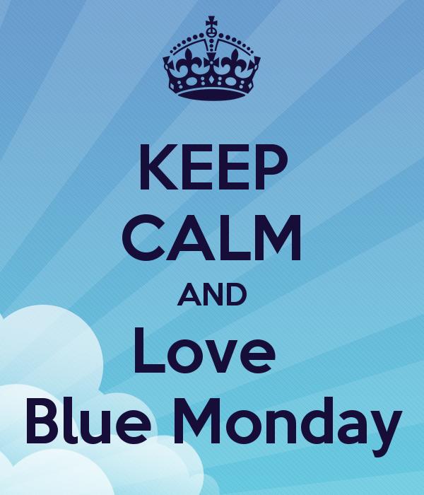 Blue Monday lunedì 15 gennaio 2018