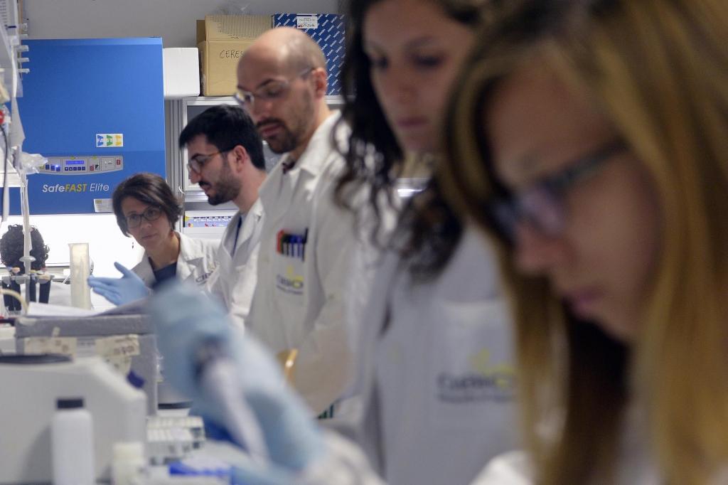 Cibio Trento genome editing