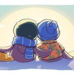 Felice Anno Nuovo! Ecco il doodle di Google che dà il benvenuto al 2018