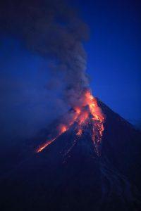 Filippine vulcano Mayon