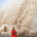 La tempesta Eleanor si abbatte su Francia e Regno Unito: venti da uragano [GALLERY]
