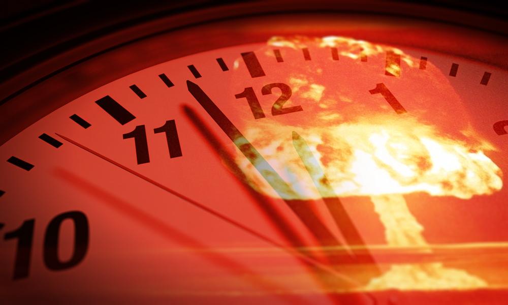 Orologio dell'Apocalisse