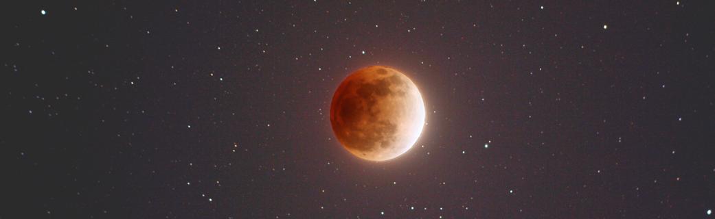 Superluna blu eclissi lunare