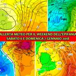Allerta Meteo Epifania 2018: nel weekend della Befana forte vento e caldo incredibile in tutt'Italia, ma anche maltempo al Nord