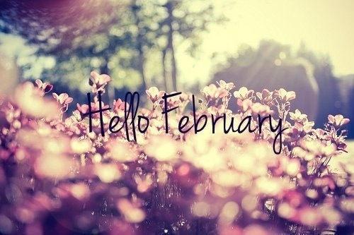 buongiorno buon febbraio 2018