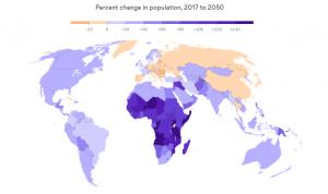 crescita popolazione mondiale - europa orientale