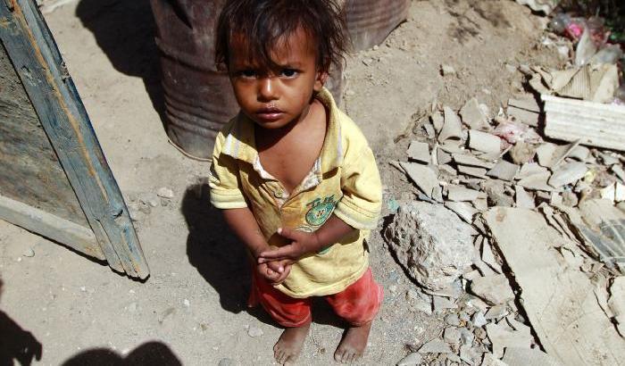 crisi umanitaria yemen