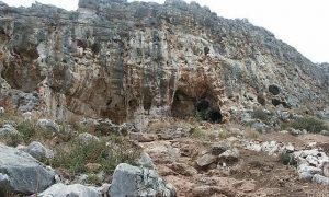 sito archeologico Misliya Israele
