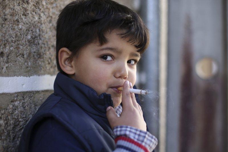 fumo bambini epifania