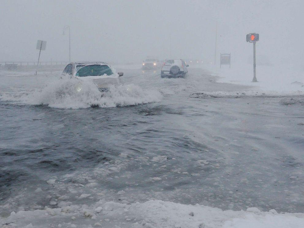 Ocean Today Storm Surge Video