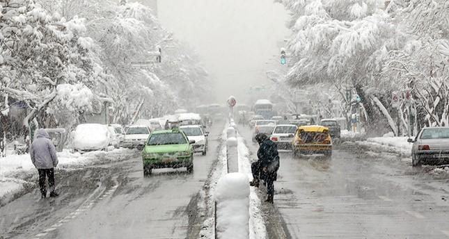 neve Teheran, Iran