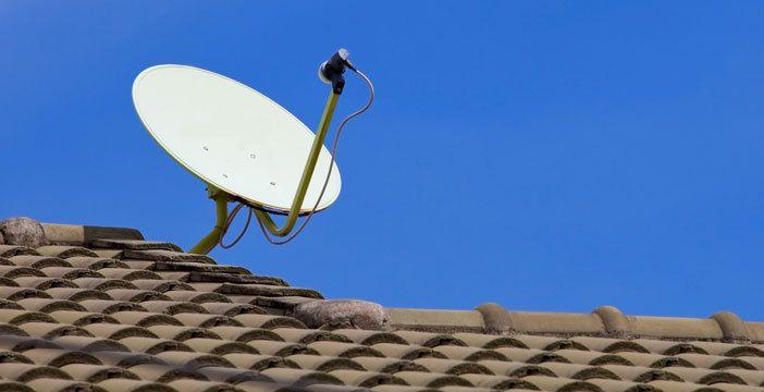 parabola satellite tv