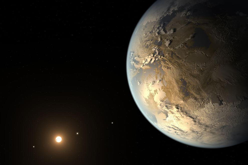 pianeti alieni vita