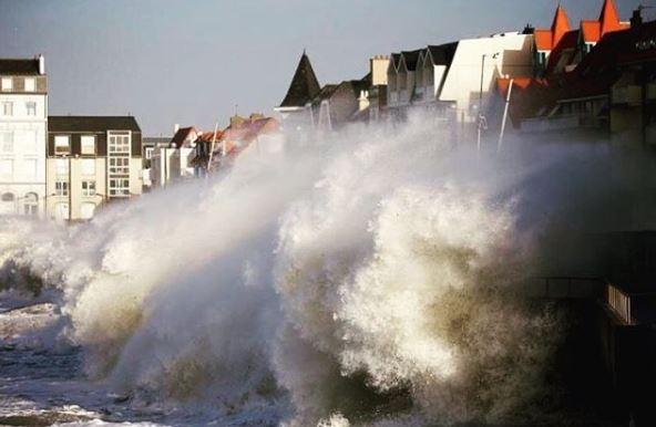 tempesta eleanor Francia