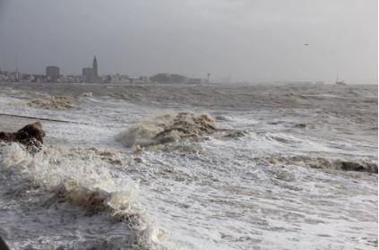 La tempesta Eleanor flagella l'Europa