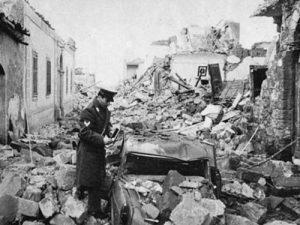 terremoto Belice 14 gennaio 1968