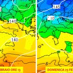 Allerta Meteo, tra poche ore irrompe il Burian: FOCUS su Domenica 25 Febbraio – Attenzione alla Bora, sarà impetuosa. Clamoroso shock termico e BLIZZARD di NEVE
