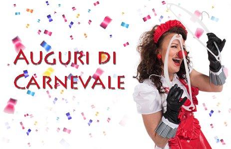 Buon Carnevale 2018 immagini gif