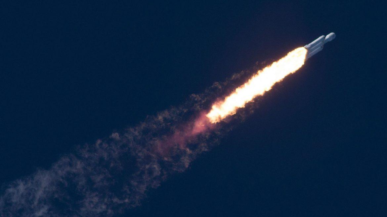 Falcon Heavy SpaceX