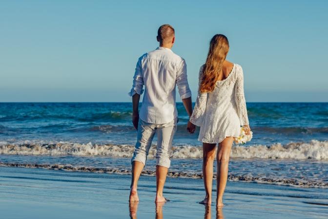 incontri di viaggio san valentino coppia mare
