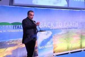 Piero Gattoni Biogas Italy 2018
