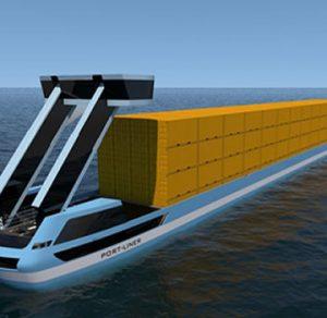 Tesla of the Canals: la 1ª nave cargo elettrica che abbatte