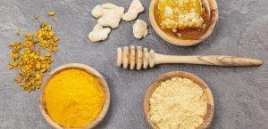 Tisana zenzero e curcuma: un rimedio eccezionale e semplice
